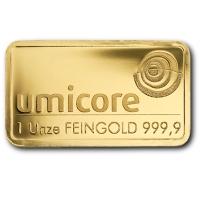 31,103g Goldbarren (1 Oz)