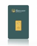 5g Goldbarren - Perth Mint